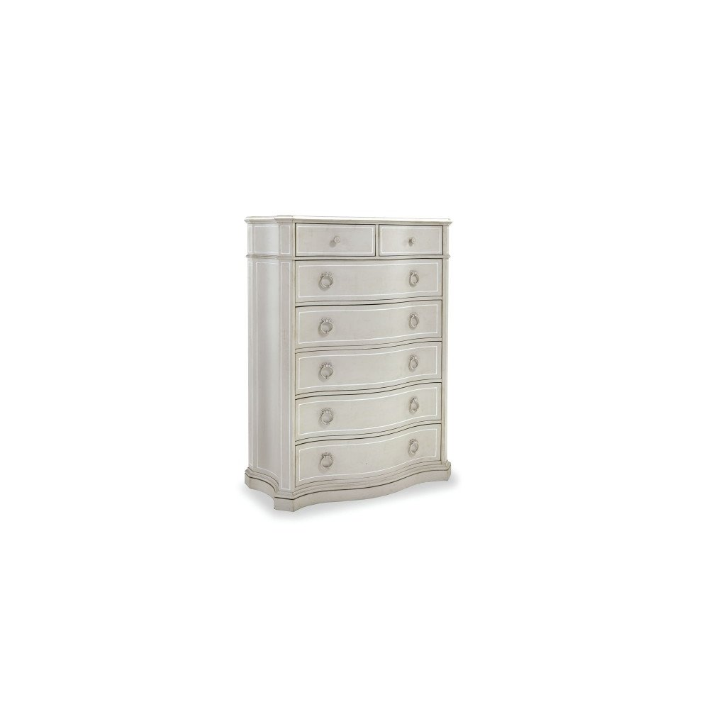 Chateaux Drawer Chest - Grey