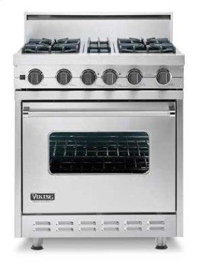 "30"" Sealed Burner, Self-Cleaning Range - VGSC (30"" wide range with four  burners)"