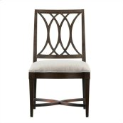 Resort - Heritage Coast Side Chair In Channel Marker