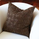Encrusted Pillow-Copper Product Image