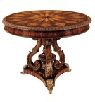 MAHOGANY TRIPOD BASED CENTER TABLE Product Image