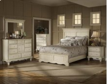 Wilshire 4pc Panel Queen Bedroom Suite
