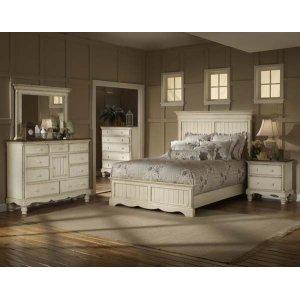 Hillsdale FurnitureWilshire 4pc Panel Queen Bedroom Suite