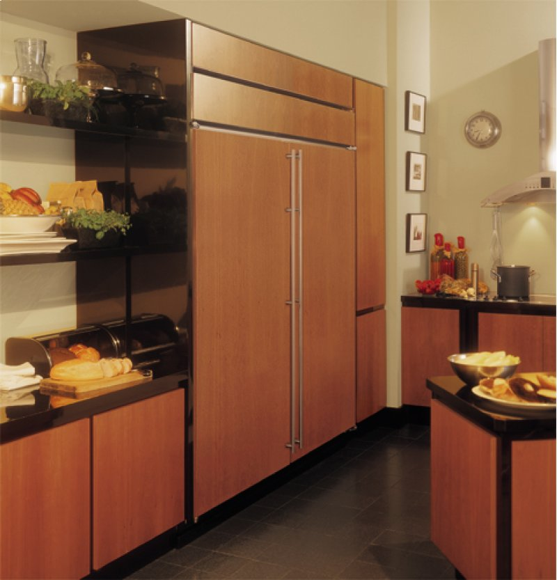 Ge Monogram 36 Built In All Refrigerator
