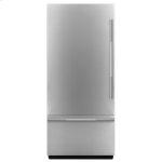 "Jenn-AirRISE 36"" Fully Integrated Built-In Bottom-Freezer Refrigerator Panel-Kit"