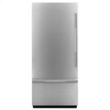 "RISE 36"" Fully Integrated Built-In Bottom-Freezer Refrigerator Panel-Kit"