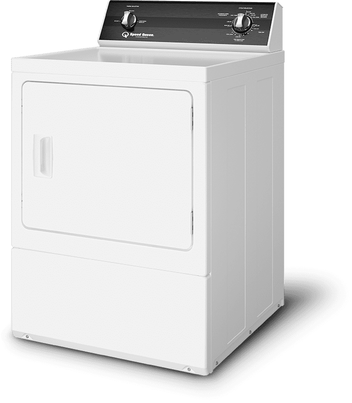 Dr3000we Speed Queen White Dryer Dr3 Electric White