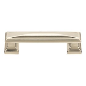 Wadsworth Pull 3 3/4 Inch - Brushed Nickel