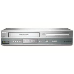 PhilipsDVD/VCR Player