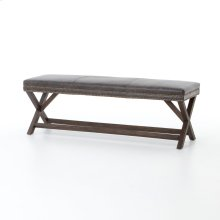 Durango Smoke Cover Elyse Bench