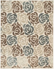 Christopher Guy Wool & Silk Collection Cgs20 Mediterranean Sand Rectangle Rug 8' X 10'