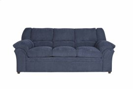 Sofa - Indigo Chenille Finish