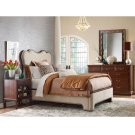 Hadleigh Uph Queen Bed - Complete Product Image