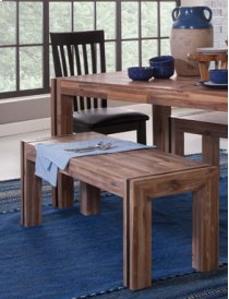 Rustic Bench Sierra Brown Product Image