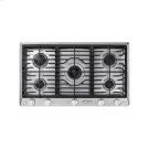 """Renaissance 30"""" Gas Cooktop, in Stainless Steel, Liquid Propane Product Image"""