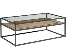 Ranch Showcase Coffee Table