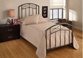 Morris Twin Duo Panel - Must Order 2 Panels for Complete Bed Set