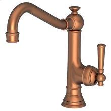 Antique Copper Single Handle Kitchen Faucet
