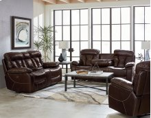 Manual Toffee Glider Recliner