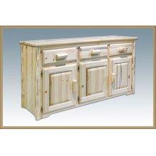 Montana Log Sideboard