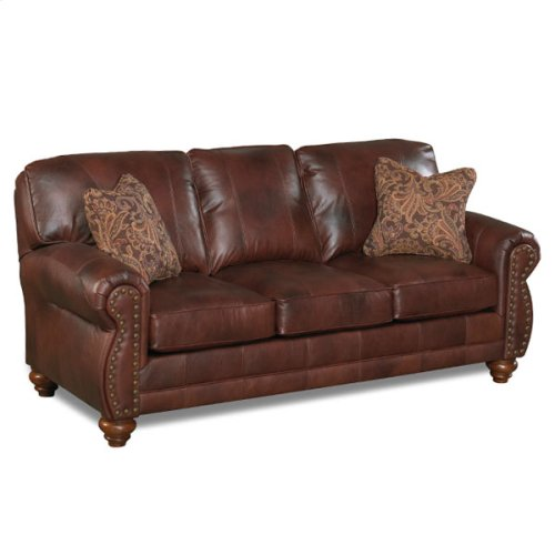 Noble Genuine Leather Sofa