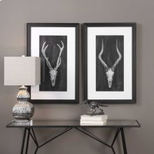 Rustic European Mounts Framed Prints