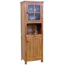 Sedona Wine Rack Cabinet