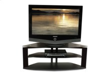 """50"""" Wide Stand Accommodates Most 55"""" and Smaller Flat Panels"""