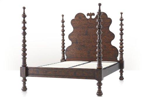Dreaming Spires (us Queen) Bed, Queen
