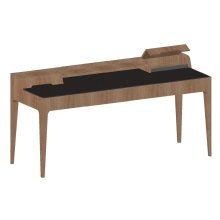 Langkawi Natural Walnut Desk