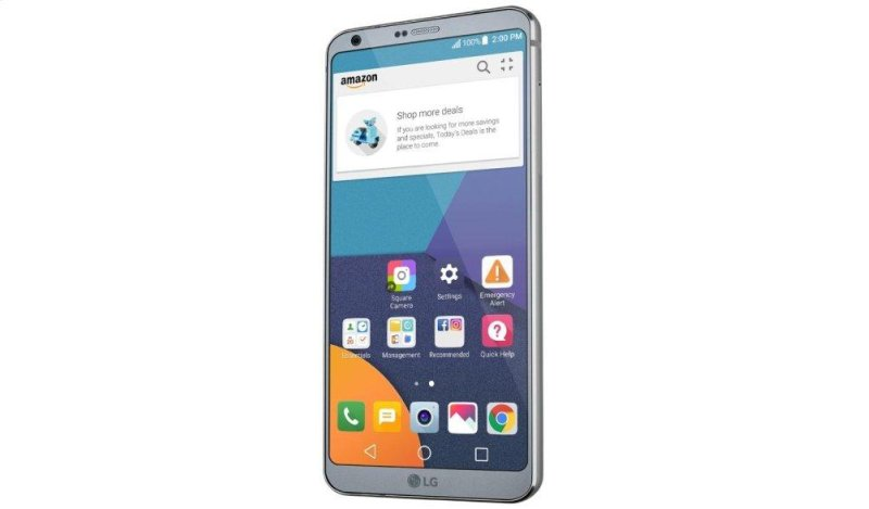US997AMAZON in by LG in Los Angeles, CA - LG G6 Amazon Prime Exclusive