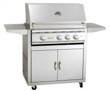 "TRL 32"" Freestanding Grill"