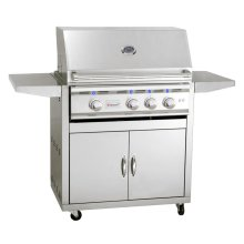 "Grill Cart for 32"" TRL"