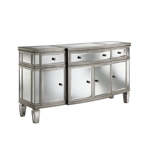 Gabrielle 4-door 3-drawer Cabinet