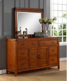 Industrial Chest (mirror sold separately)