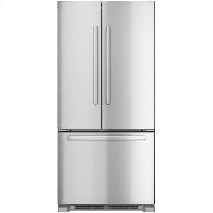 "BOSCH33"" Standard-Depth French Door Bottom-Freezer 800 Series - Stainless Steel"