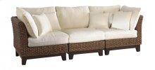 Sanibel Sofa with cushions