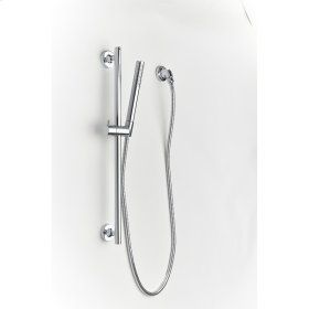 Slide Bar with Hand Shower River (series 17) Polished Chrome