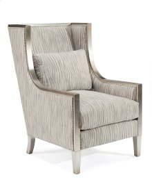 Tori Heirloom High-Back Wing Chair