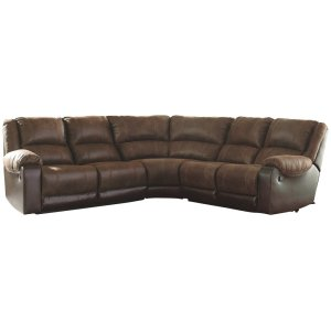AshleySIGNATURE DESIGN BY ASHLEYNantahala 5-piece Reclining Sectional