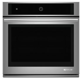 """Jenn-Air® 30"""" Single Wall Oven with MultiMode® Convection System, Euro-Style Stainless"""