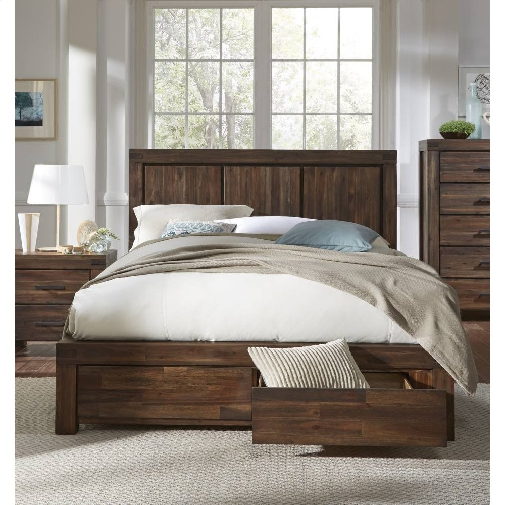 Meadow Full Storage Bed