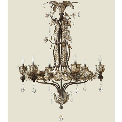 Splendido Collection Six-Light Incandescent Chande