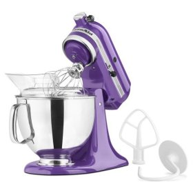 KitchenAid® Artisan® Series 5 Quart Tilt-Head Stand Mixer - Grape