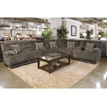 Jules 3PC Reclining Sectional