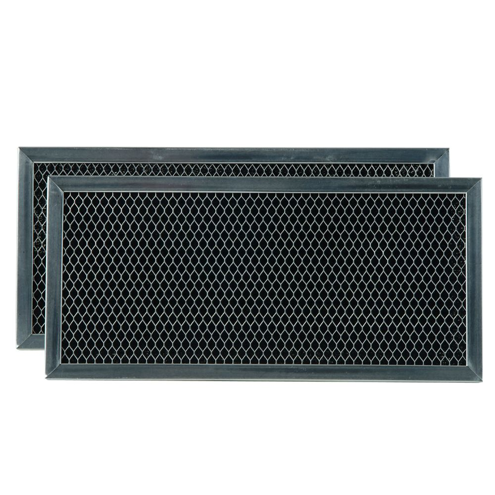 Microwave Hood Charcoal Replacement Filter - 2 Pack  OTHER