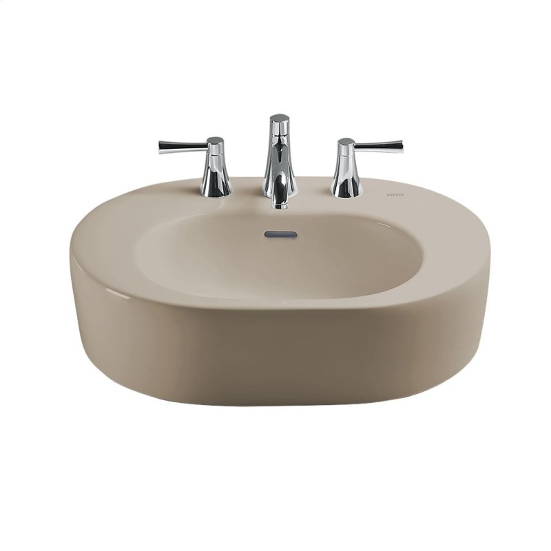 LT79103 in Bone by Toto in New Milford, CT - Nexus® Vessel Lavatory ...