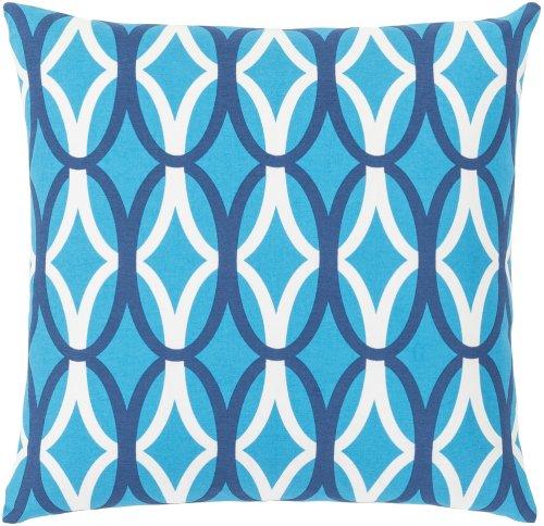 "Miranda MRA-013 18"" x 18"" Pillow Shell Only"