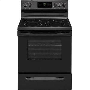 Crosley Electric Range - Black - BLACK