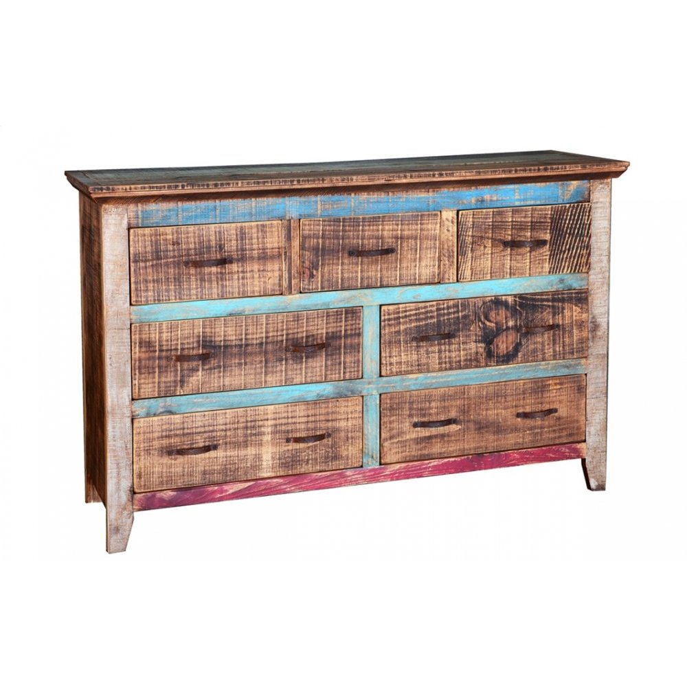 Cabana 7 Drawer Dresser